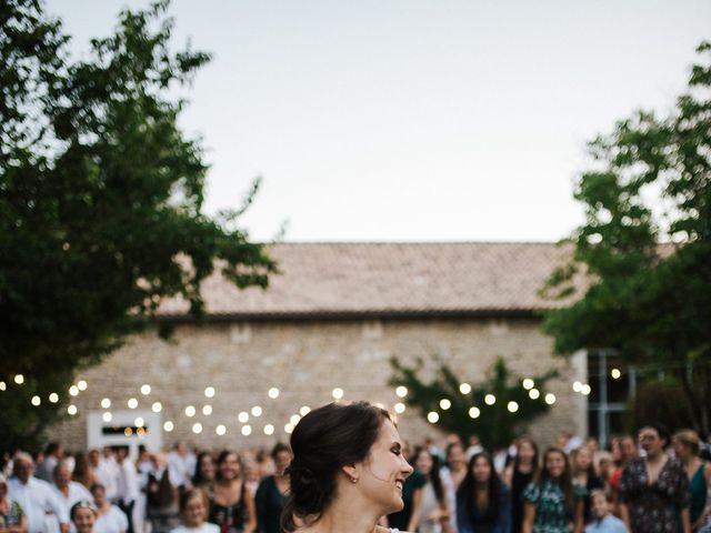 Le mariage de Béranger et Anne Sophie à Orthoux-Sérignac-Quilhan, Gard 12