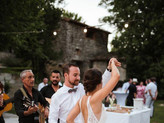 Le mariage de Béranger et Anne Sophie à Orthoux-Sérignac-Quilhan, Gard 13