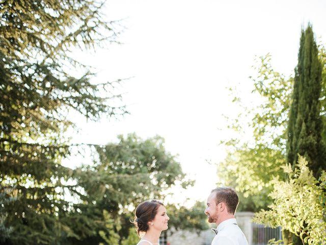 Le mariage de Béranger et Anne Sophie à Orthoux-Sérignac-Quilhan, Gard 14