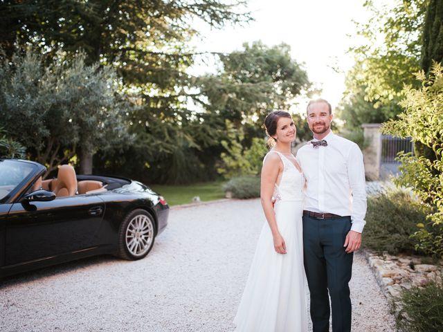 Le mariage de Béranger et Anne Sophie à Orthoux-Sérignac-Quilhan, Gard 15