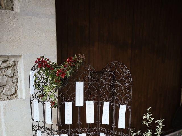 Le mariage de Béranger et Anne Sophie à Orthoux-Sérignac-Quilhan, Gard 25