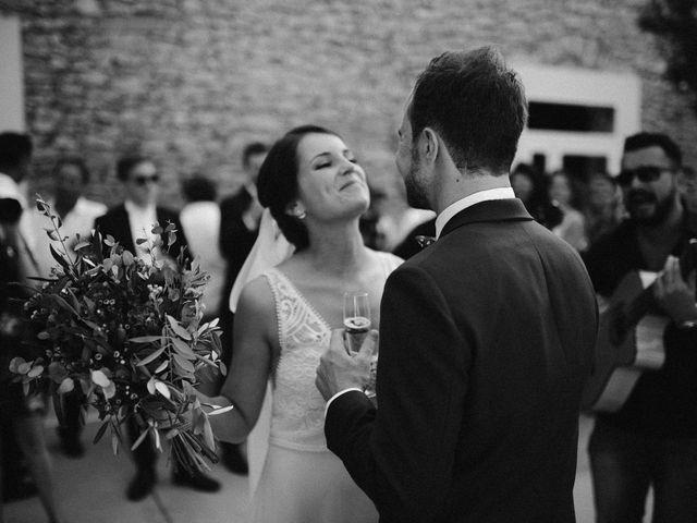 Le mariage de Béranger et Anne Sophie à Orthoux-Sérignac-Quilhan, Gard 32