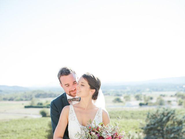 Le mariage de Béranger et Anne Sophie à Orthoux-Sérignac-Quilhan, Gard 35