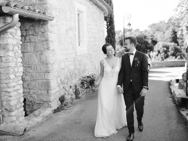Le mariage de Béranger et Anne Sophie à Orthoux-Sérignac-Quilhan, Gard 37