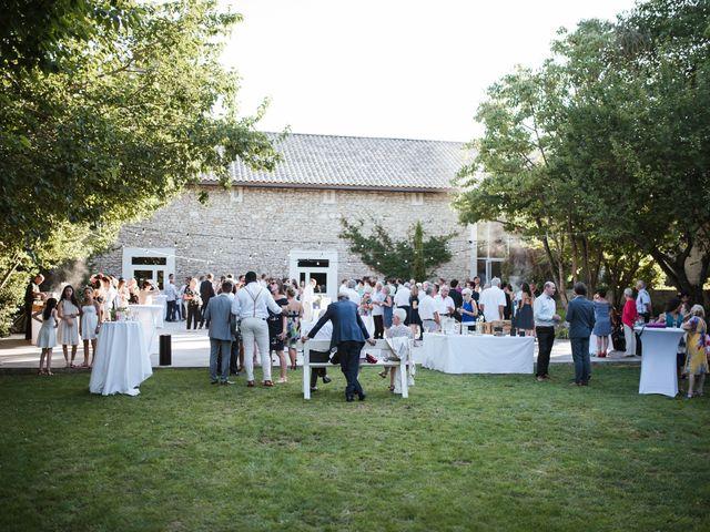Le mariage de Béranger et Anne Sophie à Orthoux-Sérignac-Quilhan, Gard 60