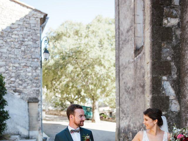 Le mariage de Béranger et Anne Sophie à Orthoux-Sérignac-Quilhan, Gard 64