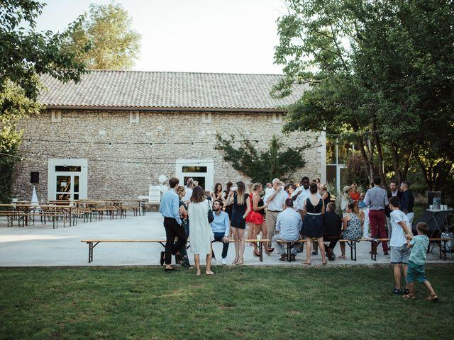 Le mariage de Béranger et Anne Sophie à Orthoux-Sérignac-Quilhan, Gard 68