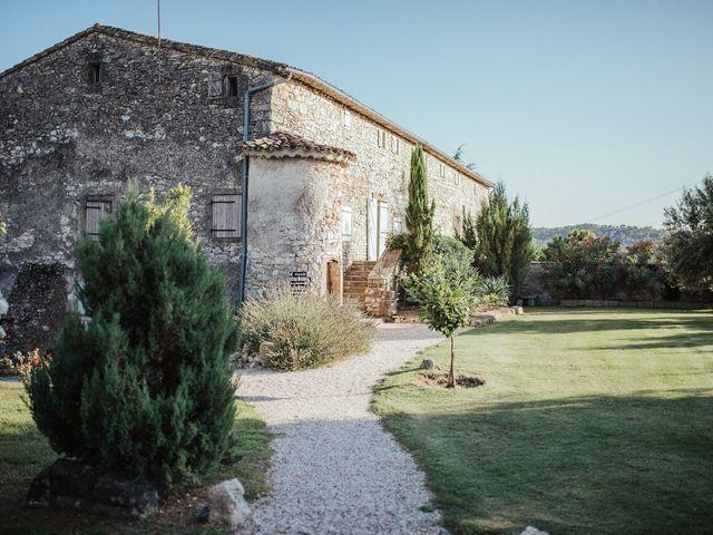 Le mariage de Béranger et Anne Sophie à Orthoux-Sérignac-Quilhan, Gard 74