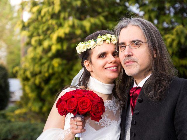 Le mariage de Virginie et Yann