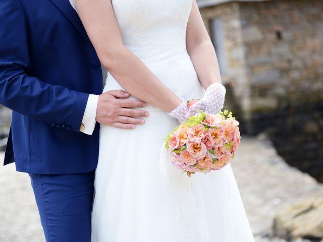 Le mariage de Romain et Alexandra à Perros-Guirec, Côtes d'Armor 14
