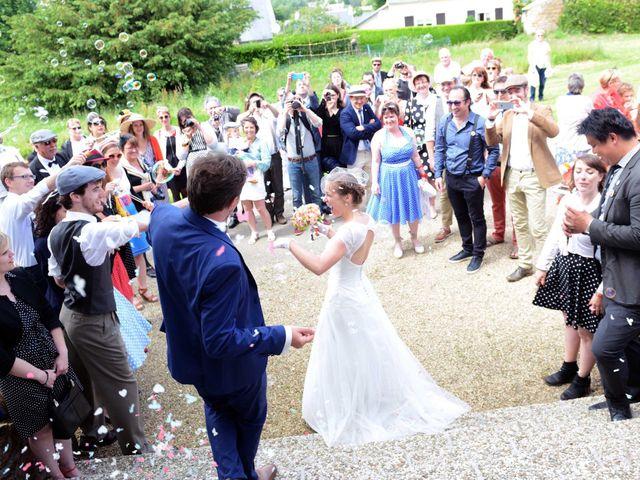 Le mariage de Romain et Alexandra à Perros-Guirec, Côtes d'Armor 16