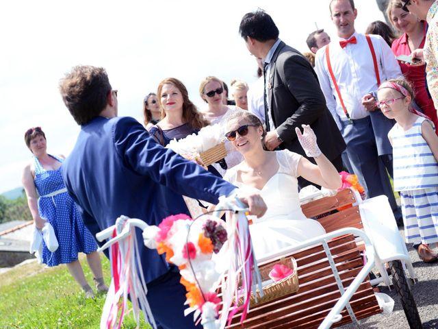 Le mariage de Romain et Alexandra à Perros-Guirec, Côtes d'Armor 19