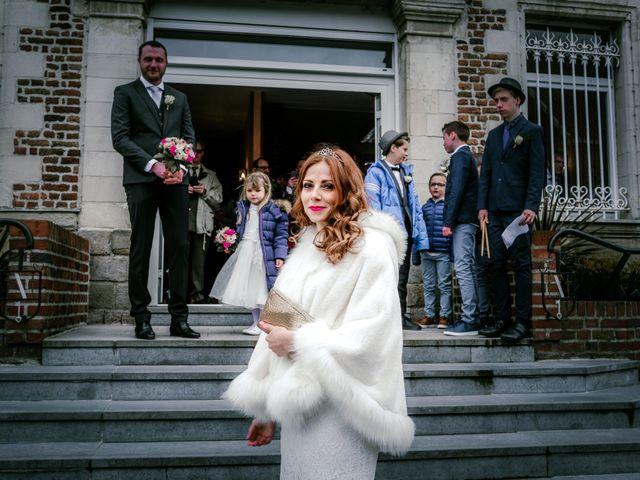 Le mariage de Vincent et Florence à Raismes, Nord 7