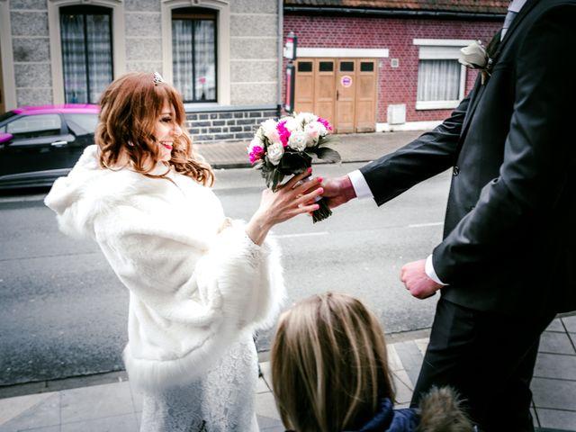 Le mariage de Vincent et Florence à Raismes, Nord 9