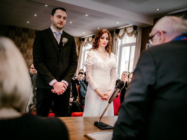 Le mariage de Vincent et Florence à Raismes, Nord 10