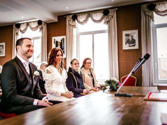 Le mariage de Vincent et Florence à Raismes, Nord 12