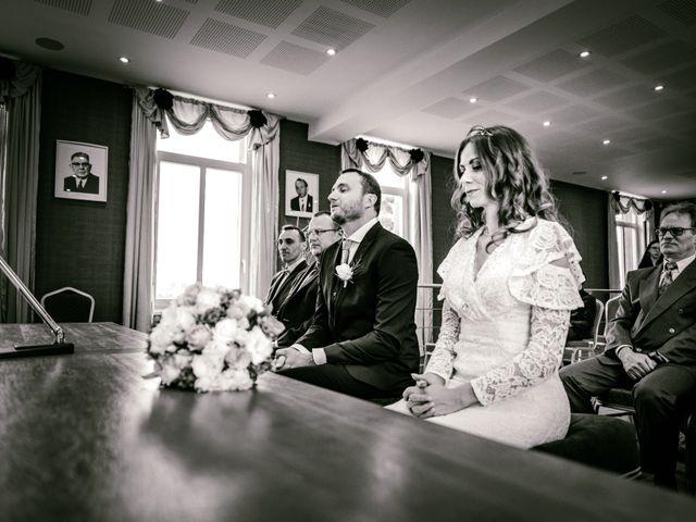 Le mariage de Vincent et Florence à Raismes, Nord 14