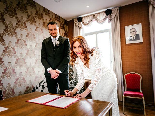 Le mariage de Vincent et Florence à Raismes, Nord 16