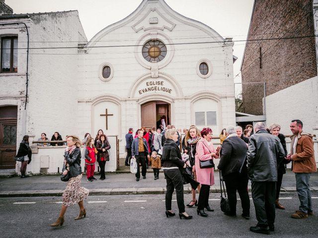 Le mariage de Vincent et Florence à Raismes, Nord 56