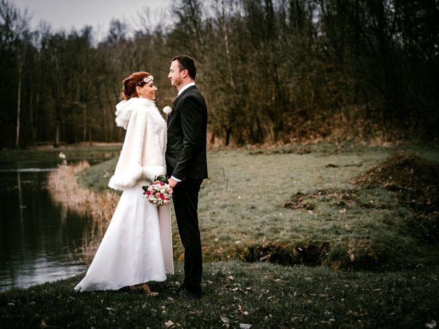 Le mariage de Vincent et Florence à Raismes, Nord 59