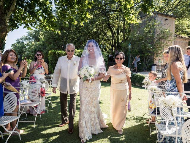 Le mariage de Cédric et Dulce à Ollières, Var 13