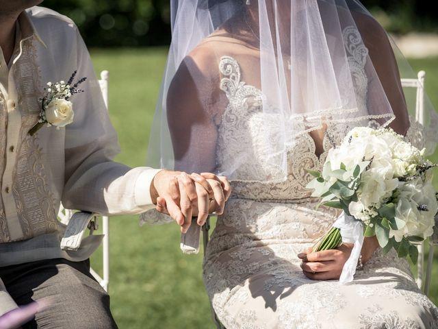 Le mariage de Cédric et Dulce à Ollières, Var 14