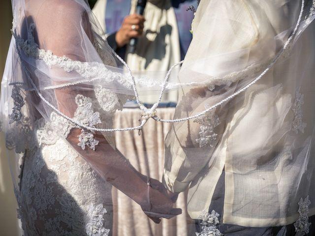 Le mariage de Cédric et Dulce à Ollières, Var 16