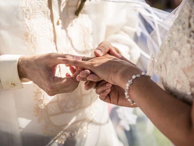 Le mariage de Cédric et Dulce à Ollières, Var 17