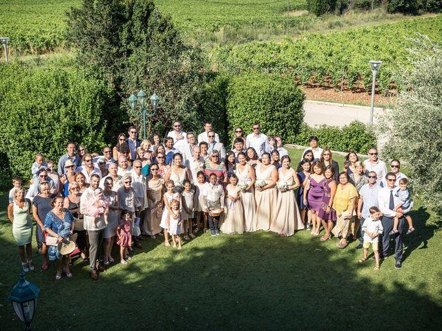 Le mariage de Cédric et Dulce à Ollières, Var 18