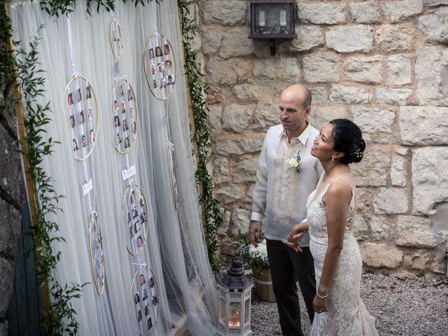 Le mariage de Cédric et Dulce à Ollières, Var 26