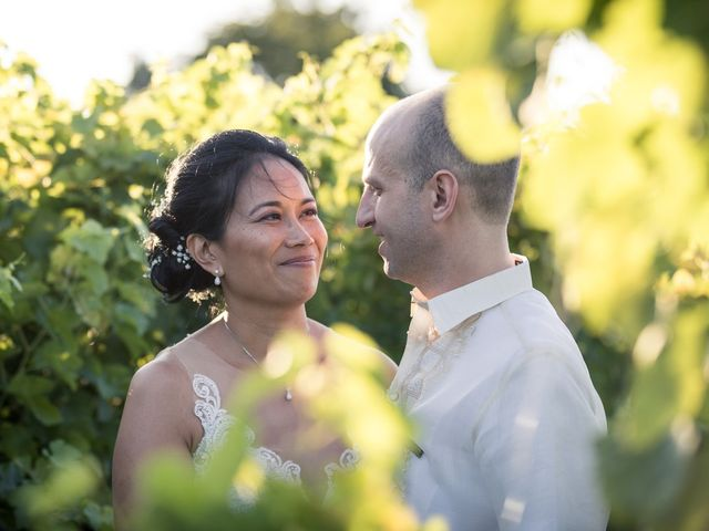 Le mariage de Cédric et Dulce à Ollières, Var 32