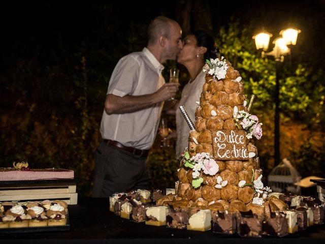 Le mariage de Cédric et Dulce à Ollières, Var 47