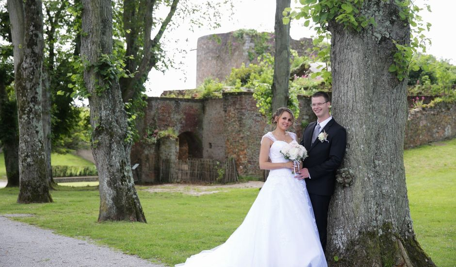 Le mariage de Vincent et Cindy à Montreuil, Pas-de-Calais