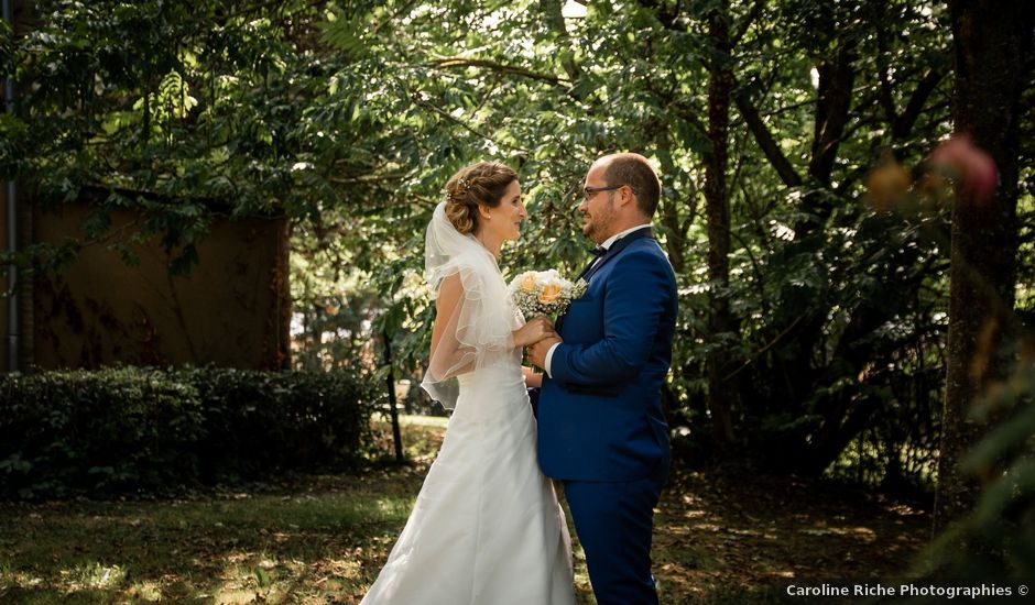 Le mariage de Damien et Elodie à L'Isle-Jourdain, Gers