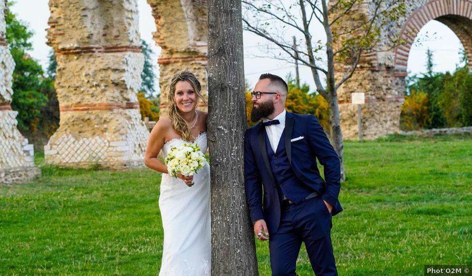 Le mariage de Grégory et Vanessa à Sainte-Foy-lès-Lyon, Rhône