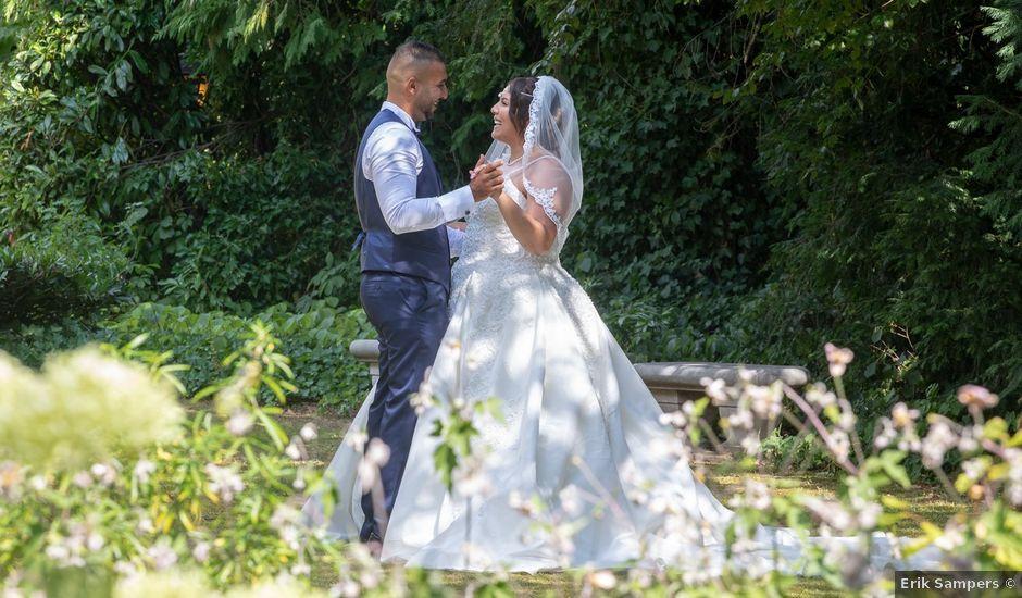 Le mariage de Nour et Zilfuye à Divonne-les-Bains, Ain