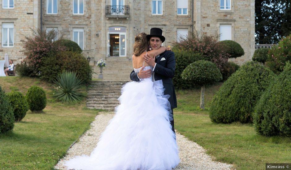 Le mariage de Joël et Marie-Laure à Plonéour-Lanvern, Finistère