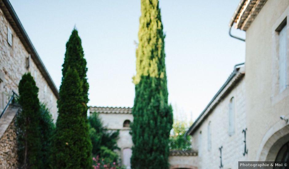 Le mariage de Béranger et Anne Sophie à Orthoux-Sérignac-Quilhan, Gard