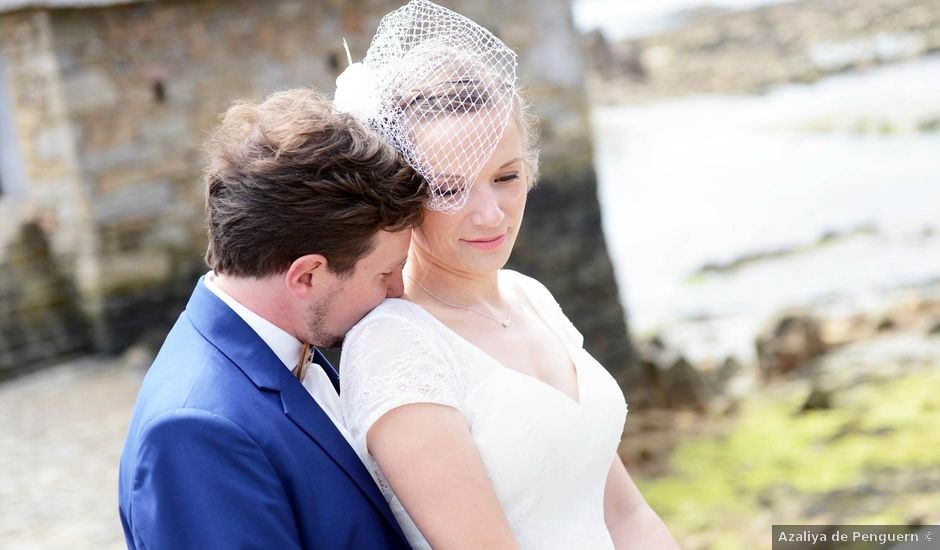 Le mariage de Romain et Alexandra à Perros-Guirec, Côtes d'Armor