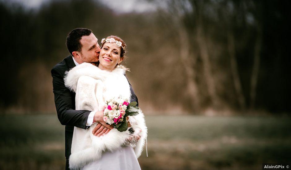 Le mariage de Vincent et Florence à Raismes, Nord