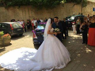 Le mariage de Kelly  et Sébastien  2
