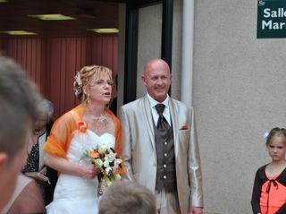 Le mariage de Nathalie et Domibnique 2