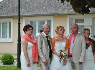 Le mariage de Nathalie et Domibnique 3