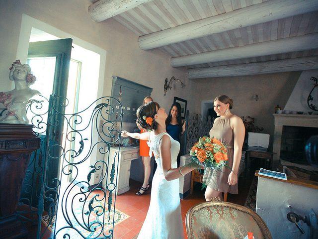 Le mariage de Yannick et Géraldine à Orange, Vaucluse 20