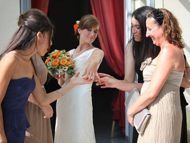 Le mariage de Géraldine et Yannick