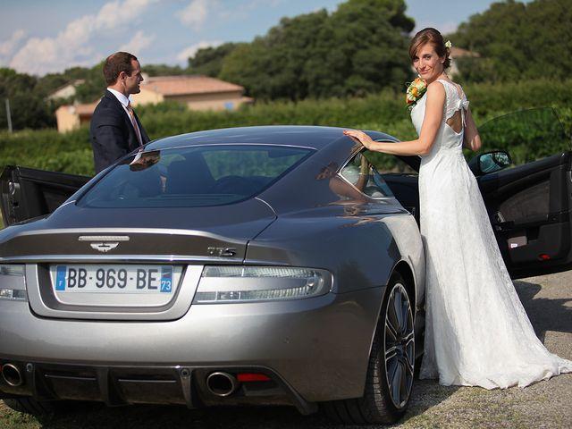 Le mariage de Yannick et Géraldine à Orange, Vaucluse 29