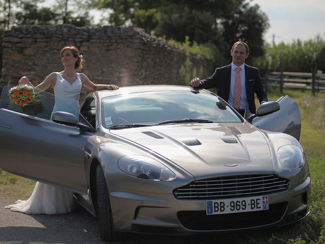 Le mariage de Yannick et Géraldine à Orange, Vaucluse 30