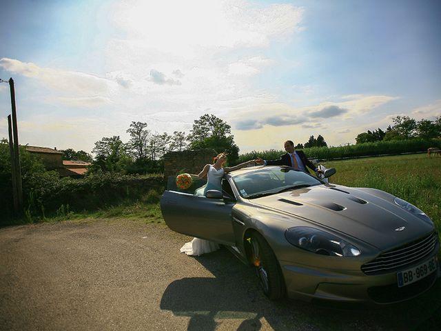 Le mariage de Yannick et Géraldine à Orange, Vaucluse 31