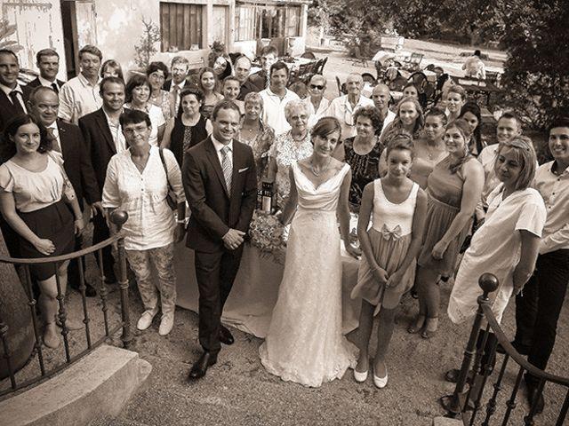 Le mariage de Yannick et Géraldine à Orange, Vaucluse 41