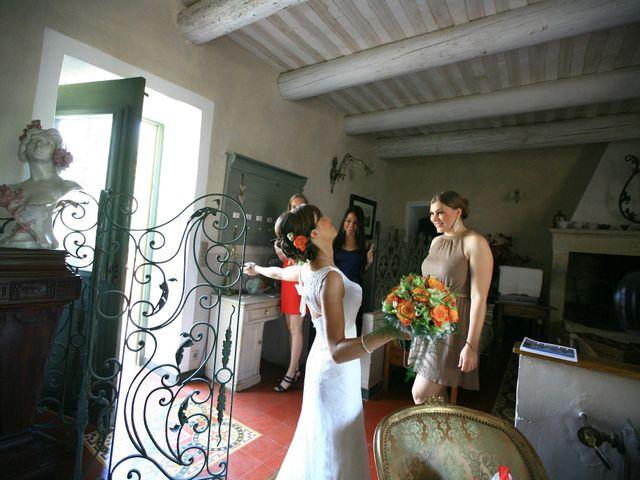 Le mariage de Yannick et Géraldine à Orange, Vaucluse 39